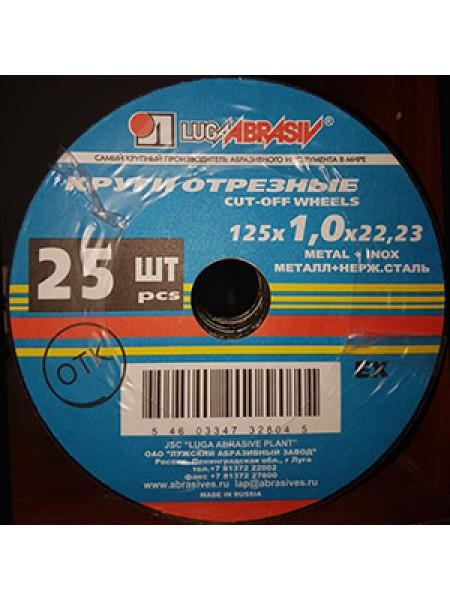 Отрезной диск по металлу