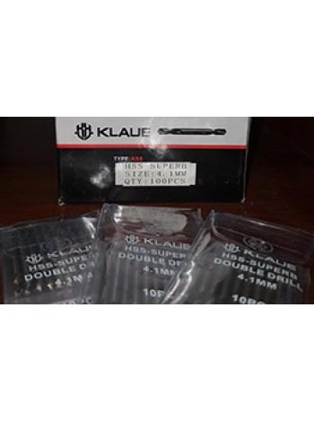 Сверло (двустороннее) HSS-Superb KDD9041 4/1mm