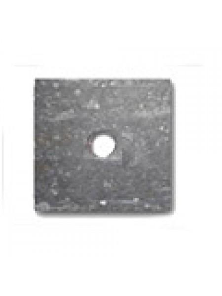 Паранитовая прокладка 50х50х2 мм